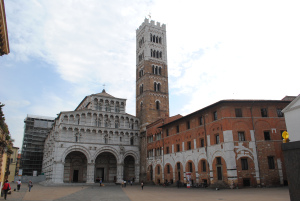 Lucca Cathedral.