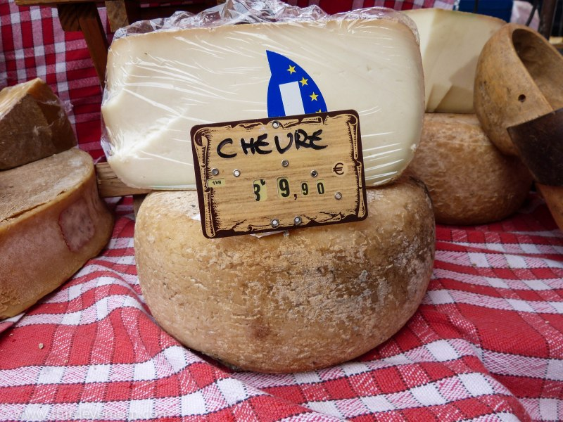 French fromage