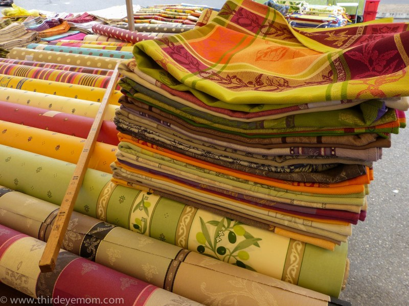 Handwoven Provencal Table Runners