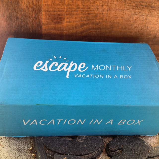 My Escape Monthly box