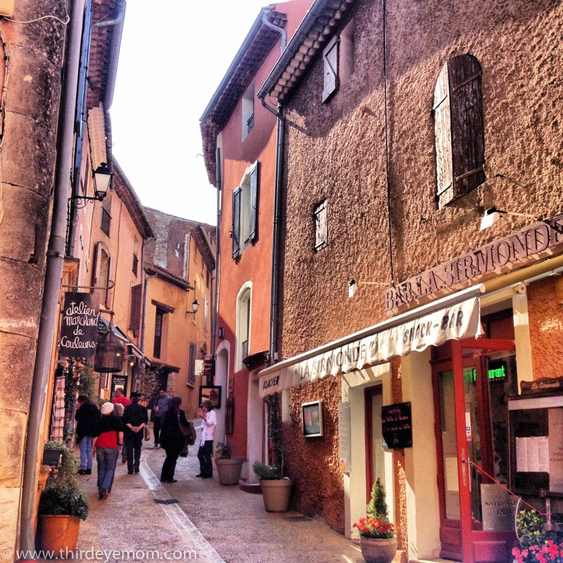 Rousillon France