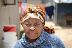 Woman in Alexandra Township