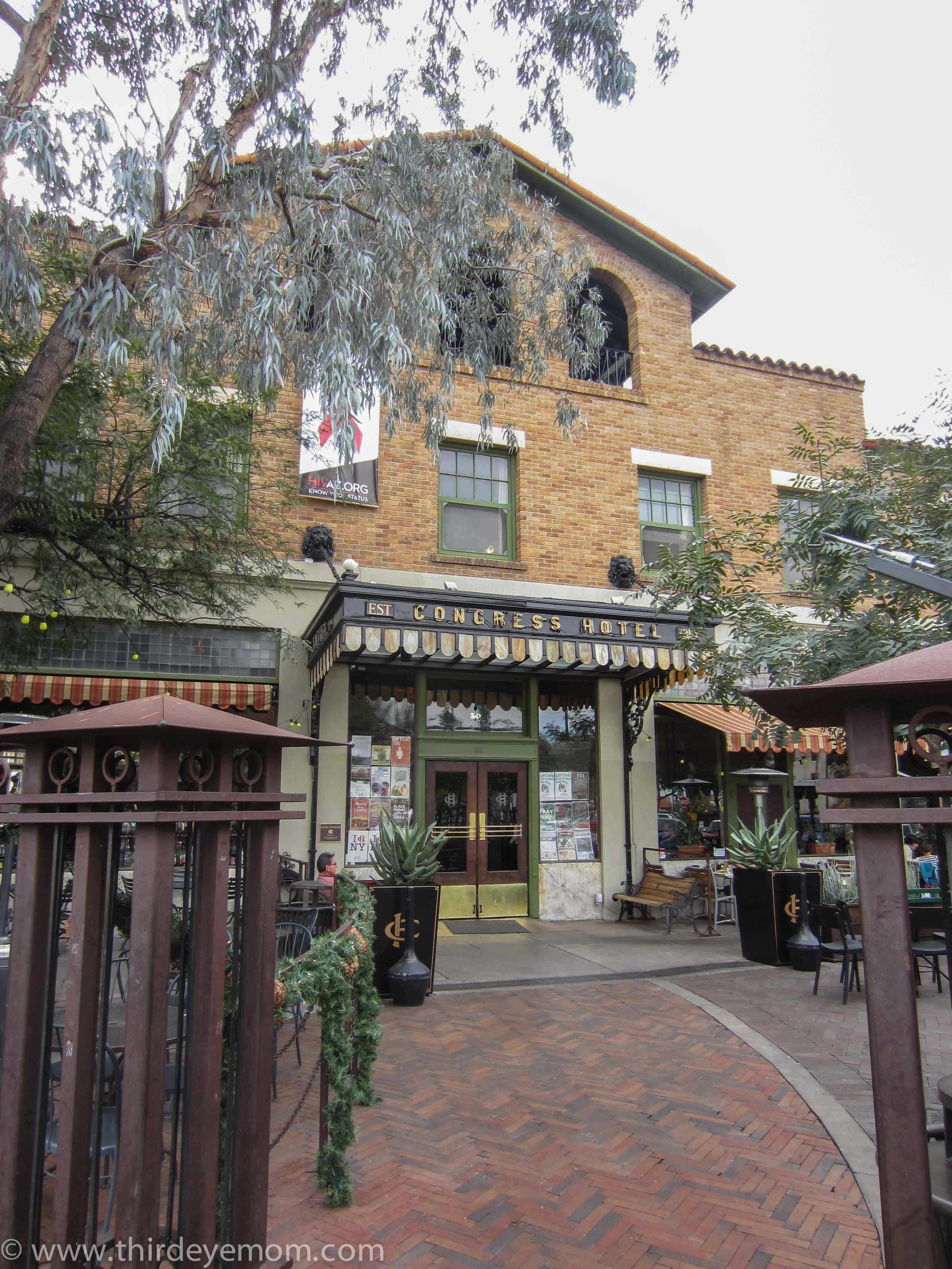 discovering historic downtown tucson | thirdeyemom