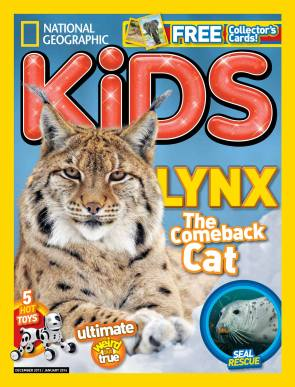 National Geographic Kids Cover