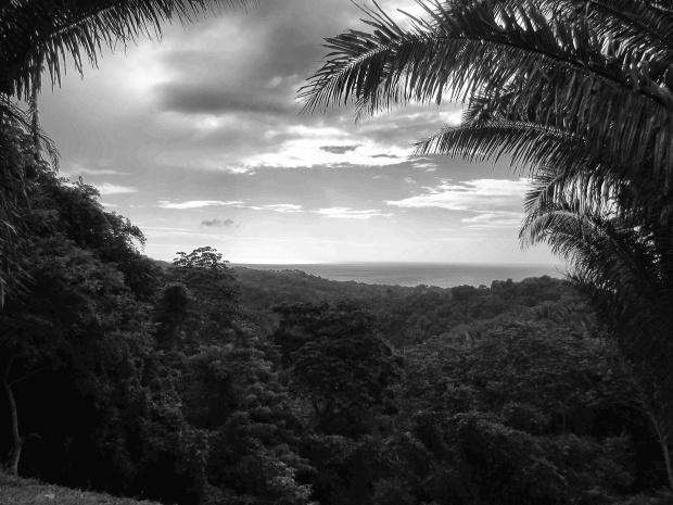 Hondruas sky