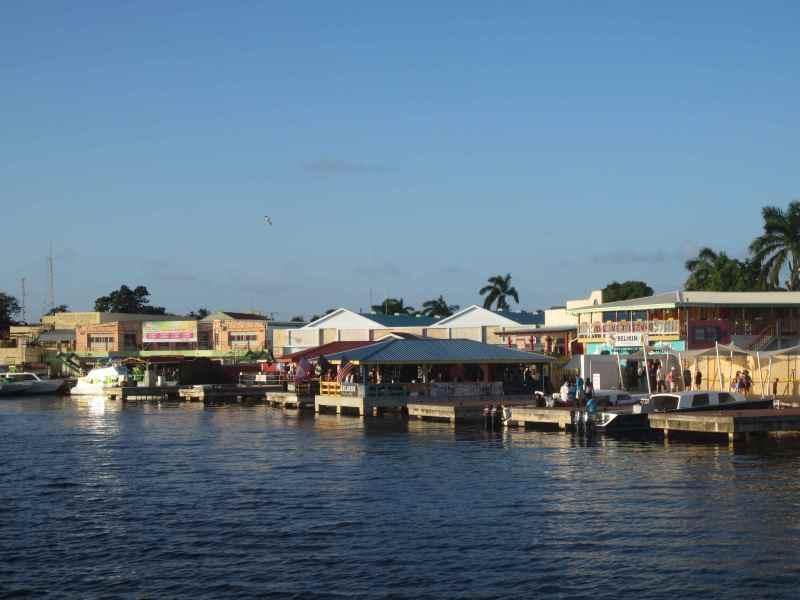 Port of Belize City