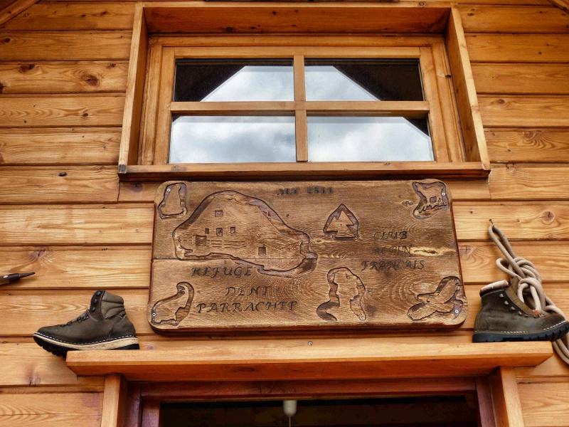 Windows in Savoie, France