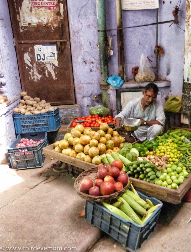 The Fruit Seller Delhi