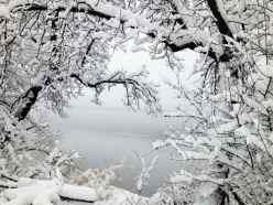 Lake Harriet Winter Minnesota