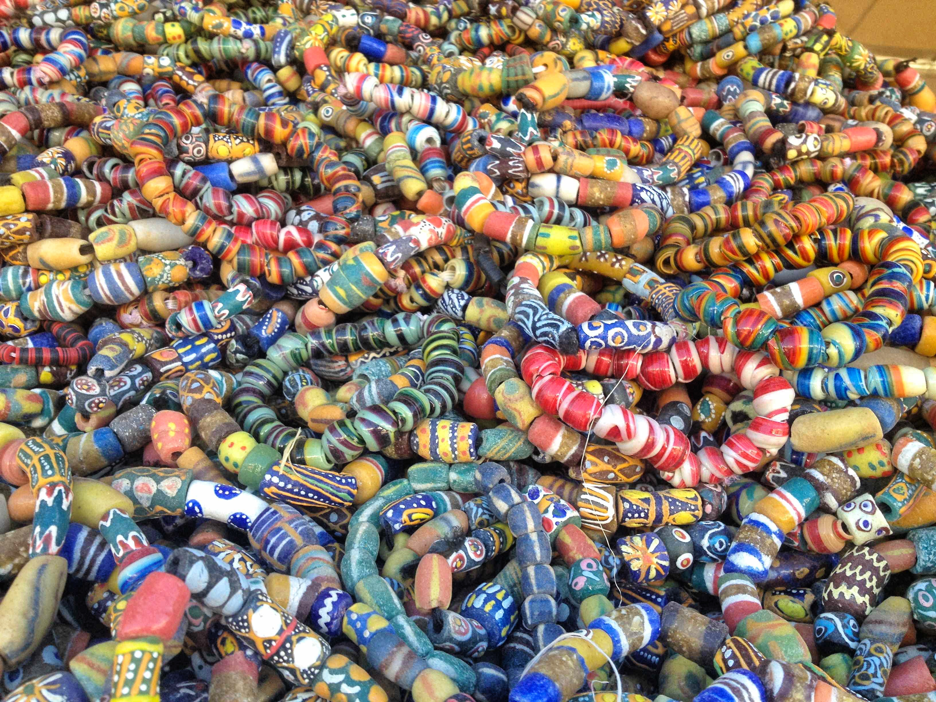 african paper beads Carved bone, recycled glass, ebony wood, silver telsum and other metal african beads under $100 charms, amulets, paper beads and pendants for beading and jewelry making.