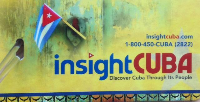 Insight Cuba ratifica compromiso de estrechar relaciones entre Cuba y Estados Unidos