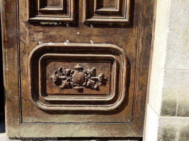 Cuban door