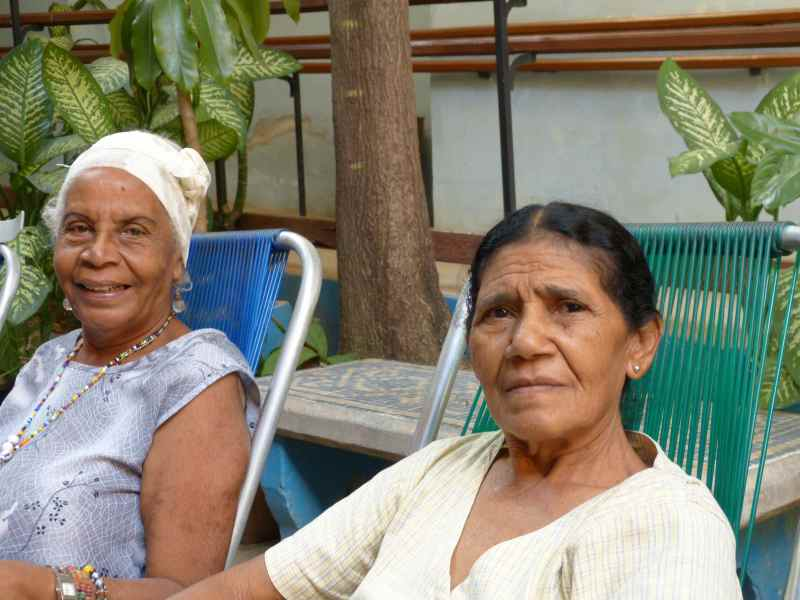 The abeulas of Cuba