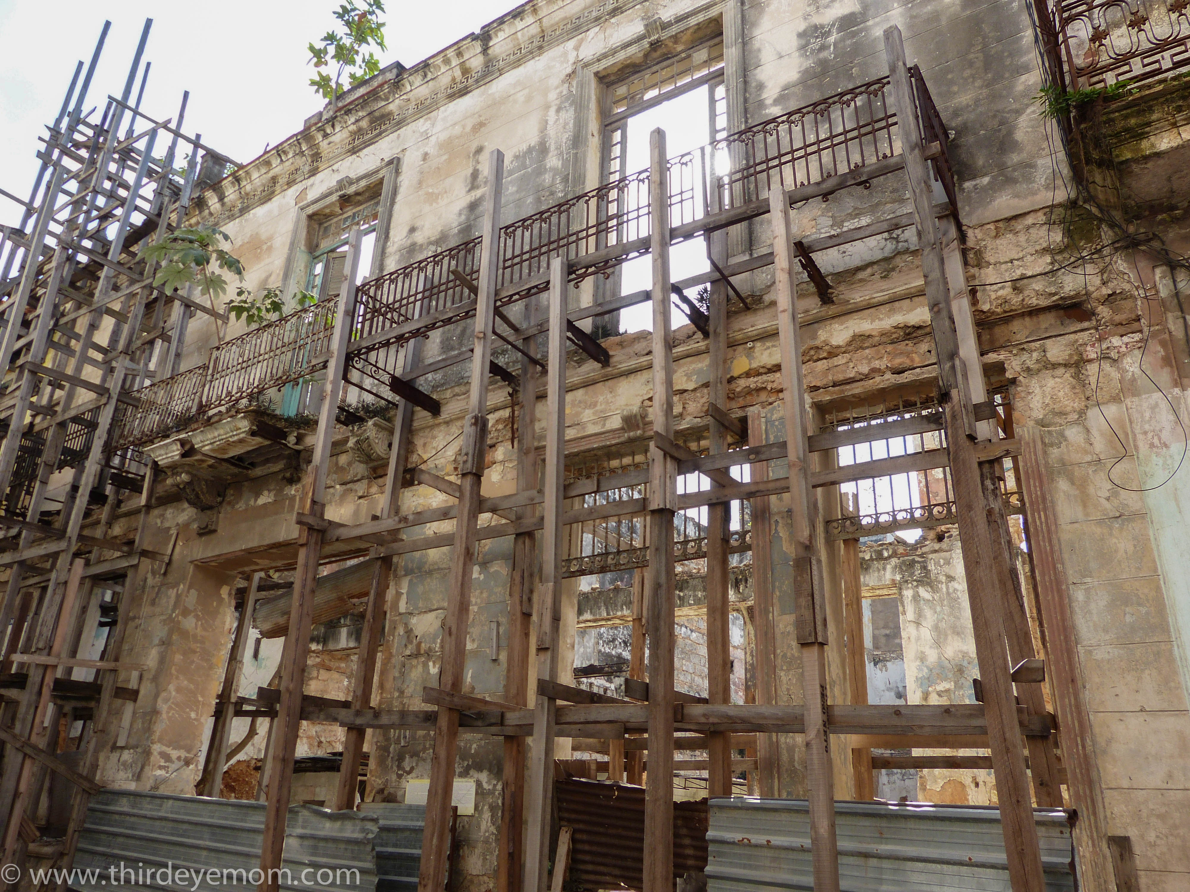 the restoration of old buildings in There is a strong, pervasive and long standing belief in barbados that repairing  and restoring old buildings is much more costly than building anew the phrase.