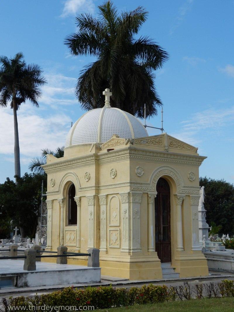 Colon Cemetery in Havana.