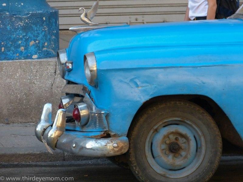 Havana Cuba cars