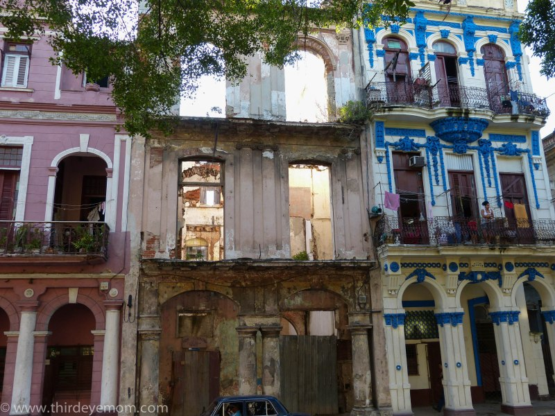 Paseo del Prado, Havana Cuba