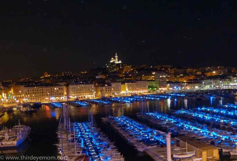 Le Vieux Port, Marseille France