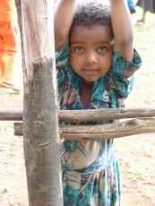 Children of Mosebo Village, Ethiopia