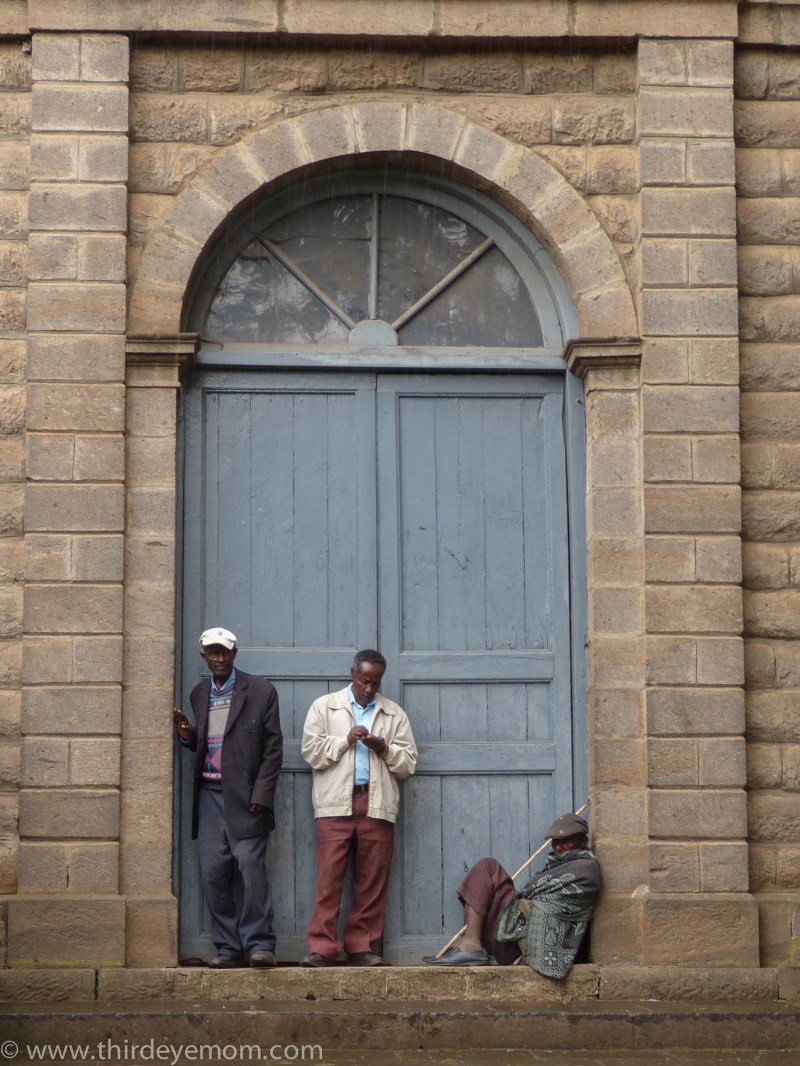 St. George Cathedral Addis Ababa Ethiopia