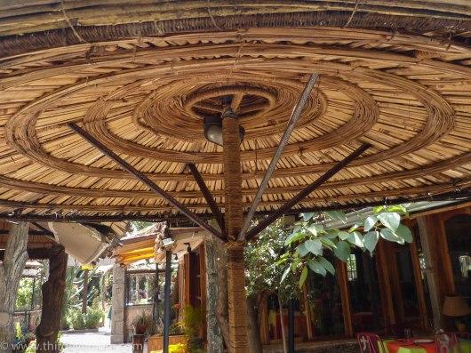 The Gazebo Lucy restaurant