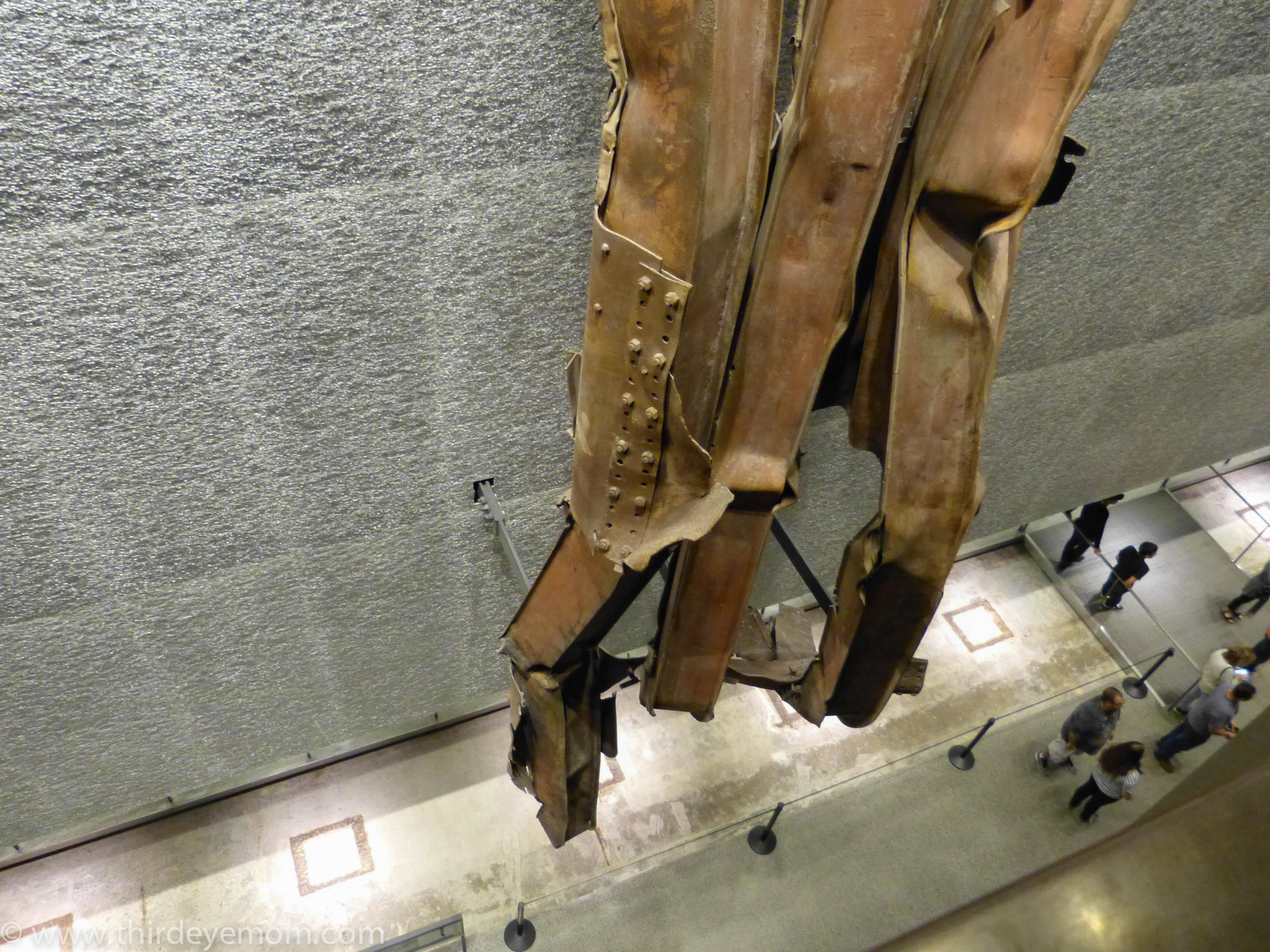 Memory Remains: 9/11 Artifacts at Hangar 17