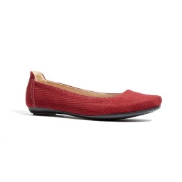 To the Market: Red flat