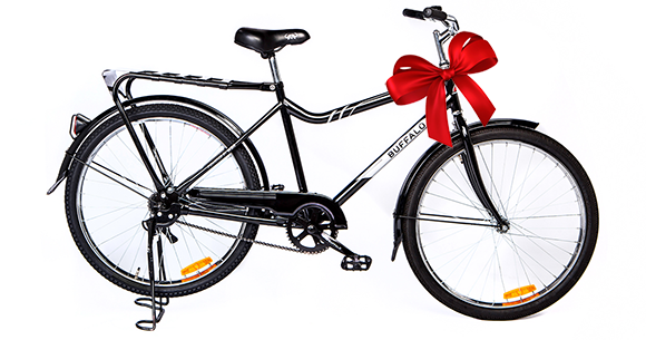 Here is a Bufollo Bike