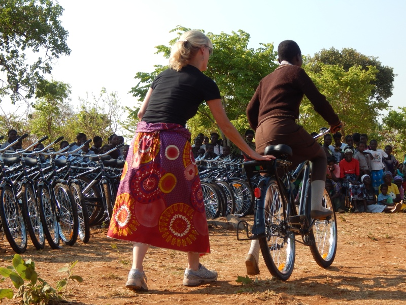 World Bicycle Relief Zambia