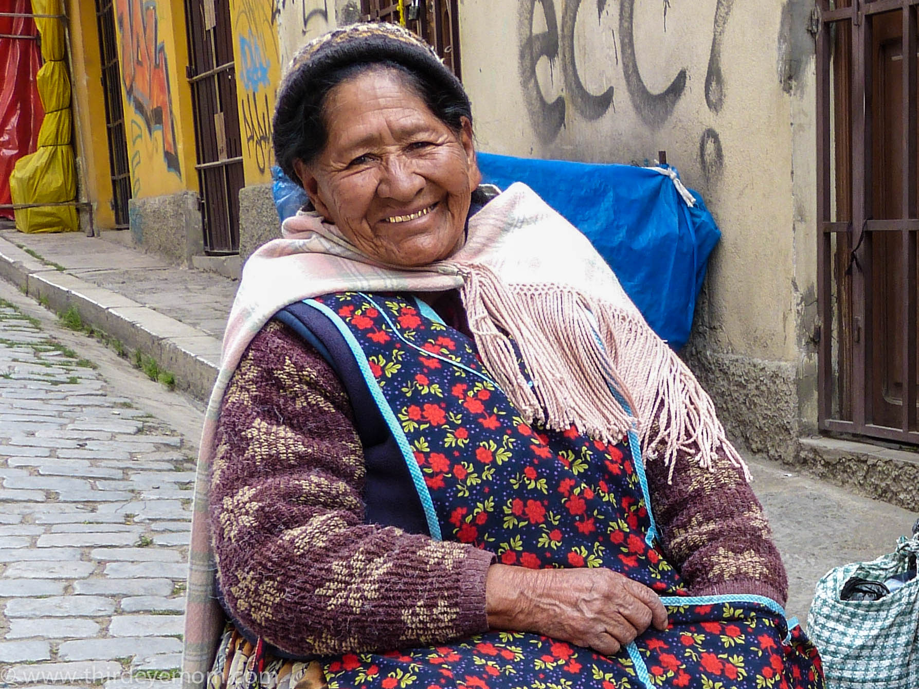 The Aymara Women of La Paz | Thirdeyemom