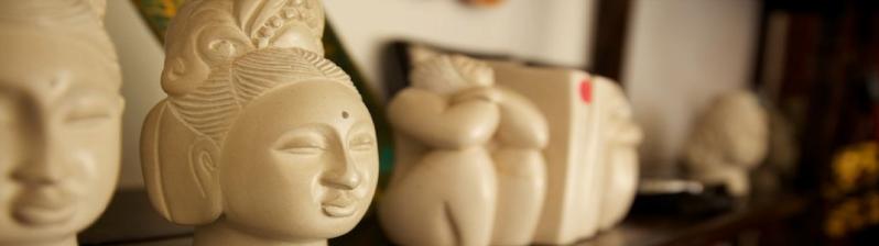 Beautiful handicraft items made by Heart of Haiti