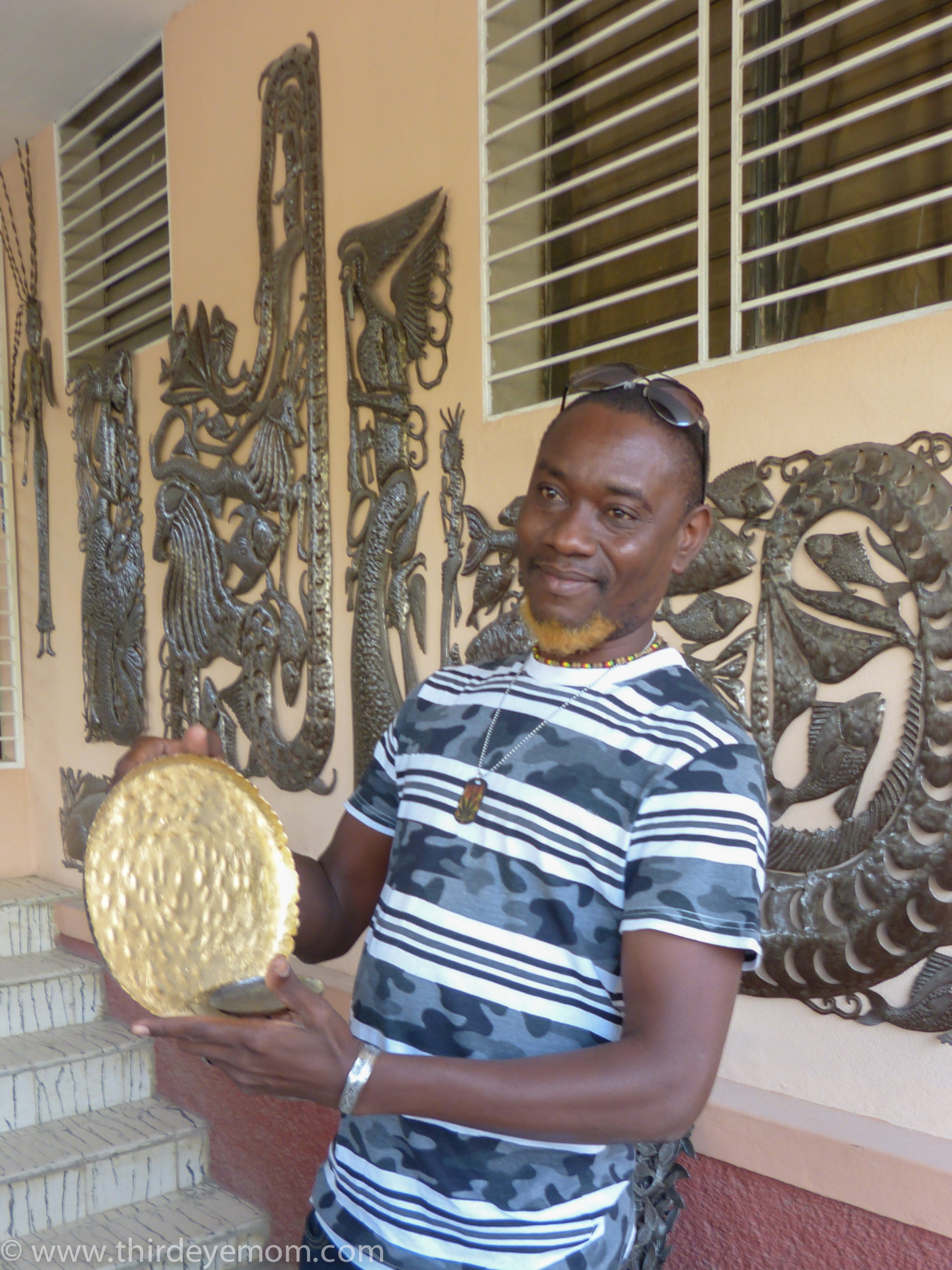 Haiti S Metal Artisans Of Croix Des Bouquets Thirdeyemom