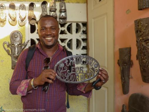 Rony Jacques Croix-des-Boquet Haiti