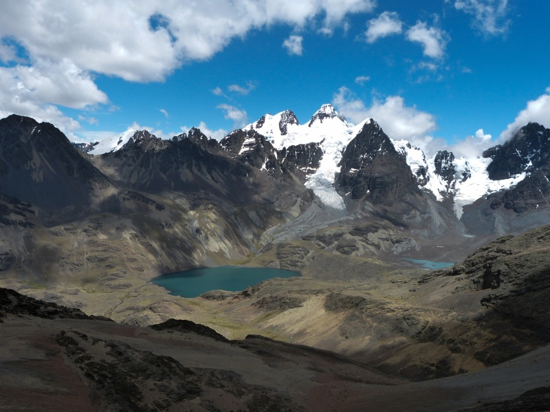 Condoriri Valley, Bolivia