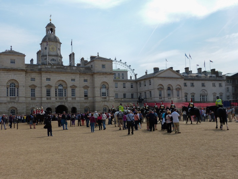 Horse Guards, London England