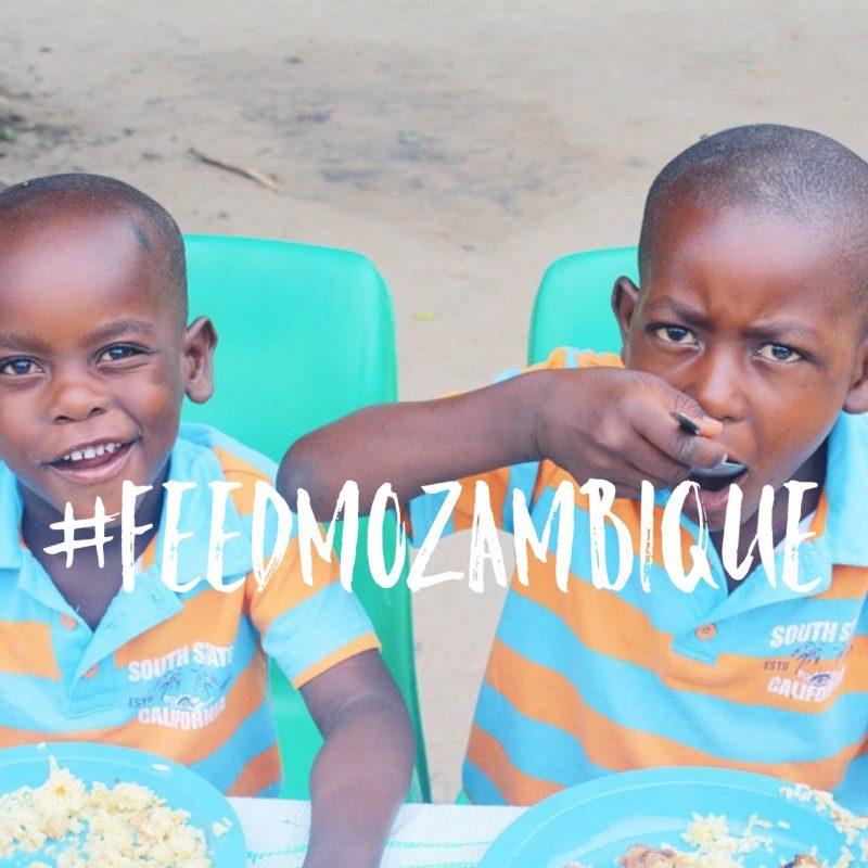 #feedmozambique