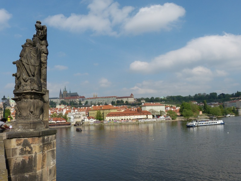 St. Charles Bridge, Prague