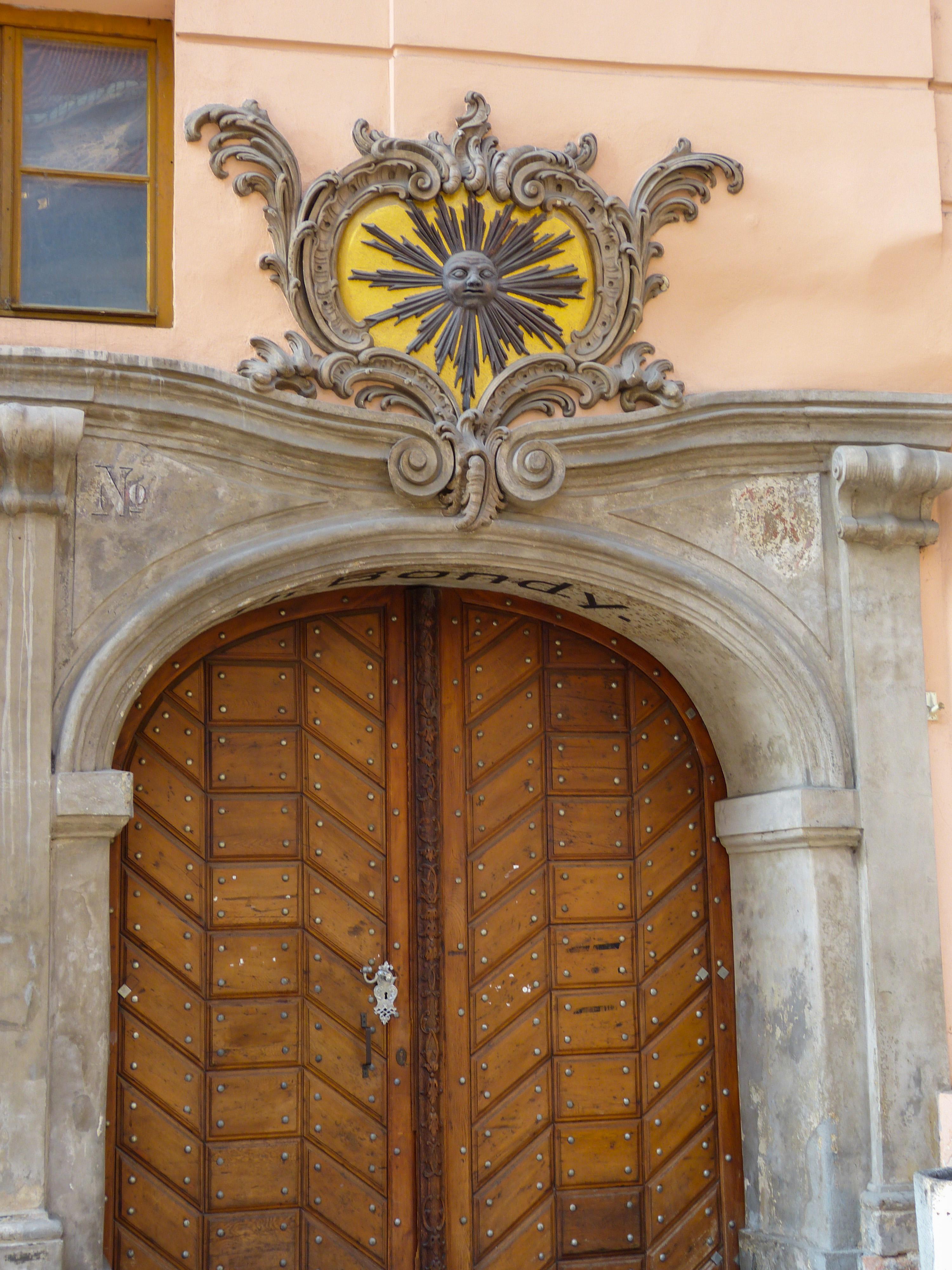 Windows and doors of prague thirdeyemom for Door z prague