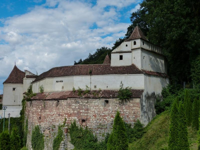 Weavers' Bastion (Bastionul Tesatorilor) Brasov, Romania