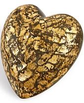 Heart of Haiti Soapstone Heart