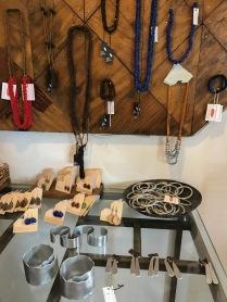 Inside the shop at Haiti Design Co-Op