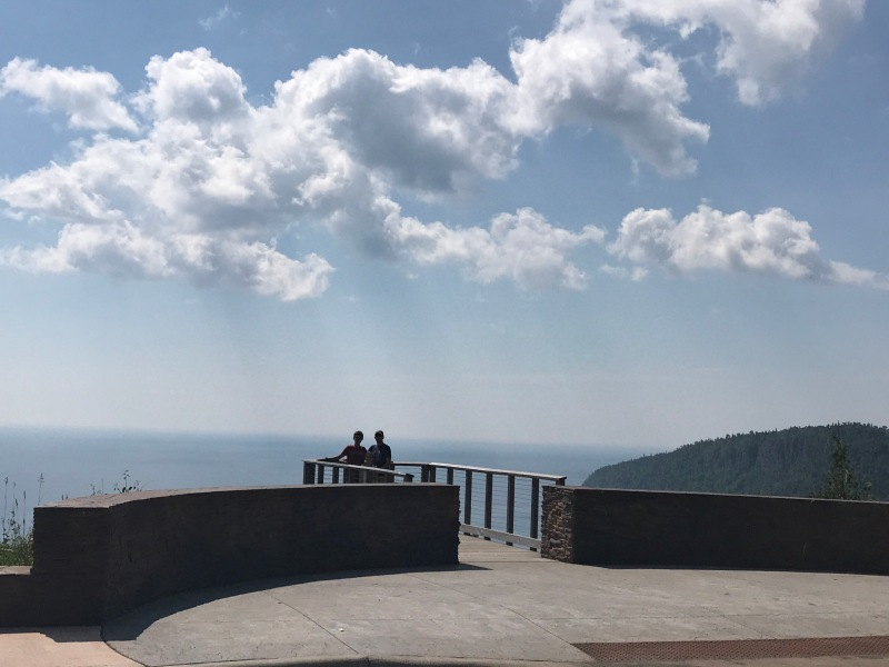 The Susie Islands Overlook, Minnesota