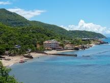 coastline of Northern Haiti